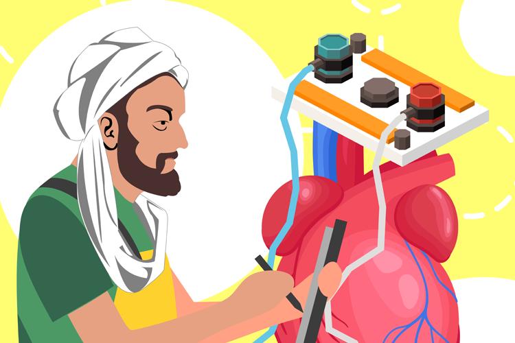 Layaknya Mesin, Jantung Pun Bekerja Oleh Aliran Listrik